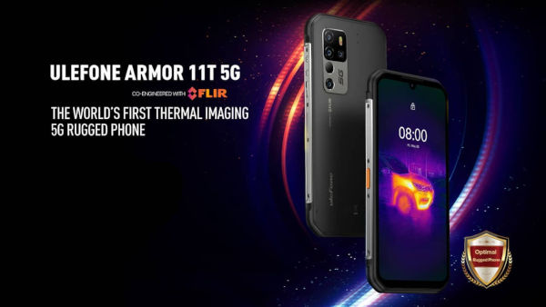 Ulefone Armor 11T 5G rugged smartphone launched