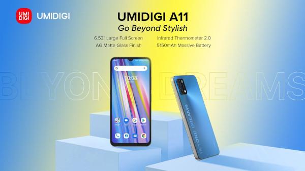 Umidigi A11 launched