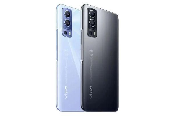 VIVO Y52 5G in colors