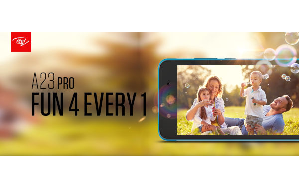 itel A23 Pro launched