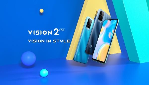 itel Vision 2 Plus launched