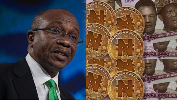 Central Bank Of Nigeria To Launch Own Digital Currency By End Of 2021