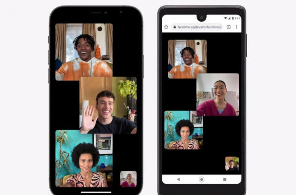 FaceTime Links let you share a group FaceTime call 2