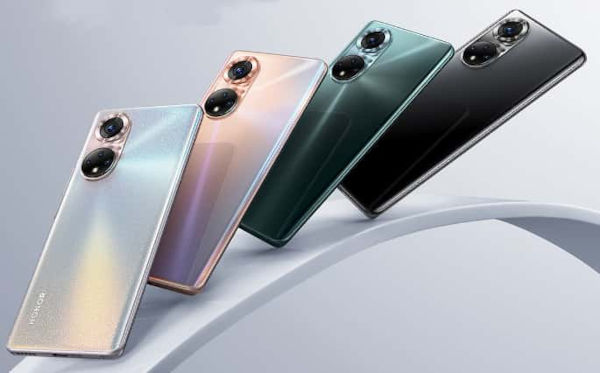 Honor 50 in colors