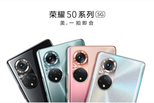 Honor 50 launched