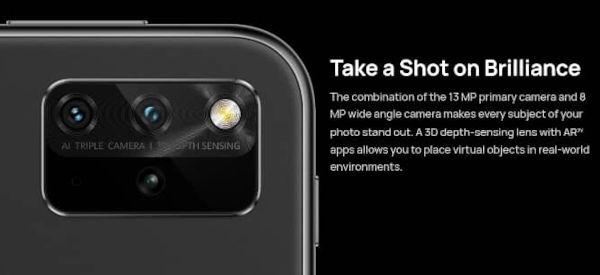 Huawei MatePad Pro 12.6 2021 cameras