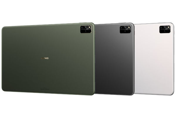 Huawei MatePad Pro 12.6 2021 in colors