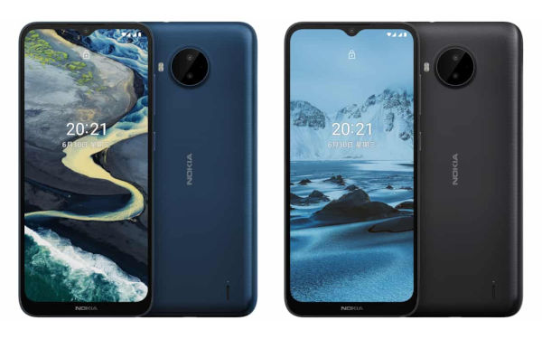 Nokia C20 Plus in colors launched