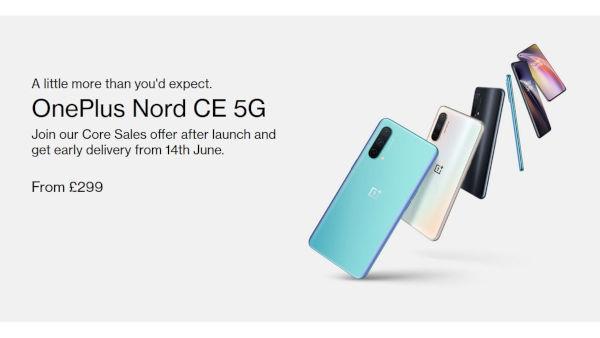 OnePlus Nord CE 5G Price