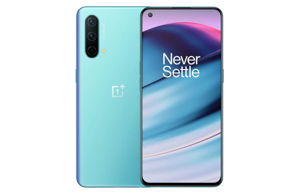 OnePlus Nord CE 5G in Blue Void