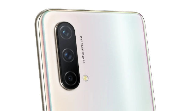 OnePlus Nord CE 5G rear camera