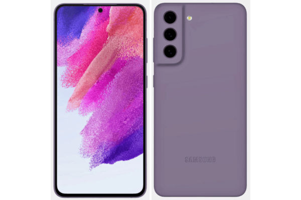 Samsung Galaxy S21 FE Render 1