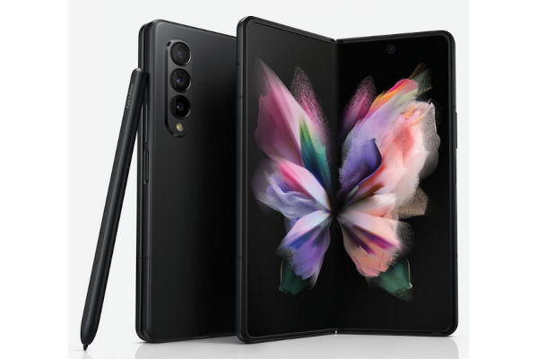 Samsung Galaxy Z Fold3 renders leaked to reveal design