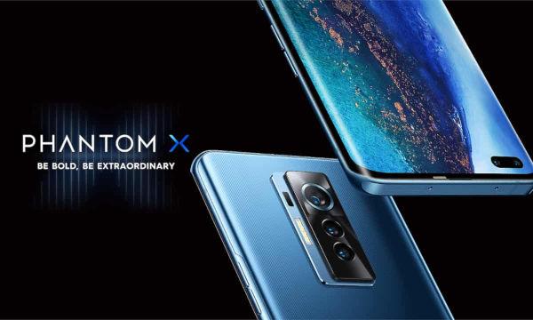 Tecno Phantom X Launched 1