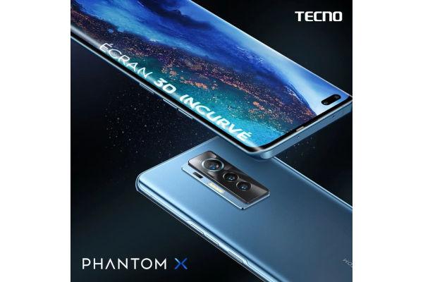 Tecno Phantom X Poster