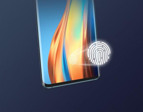 Tecno Phantom X with in display fingerprint