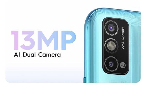 Tecno Spark Go 2021 rear camera