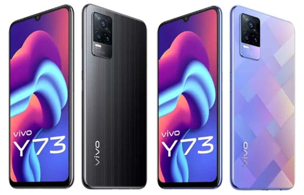 Vivo Y73 launched