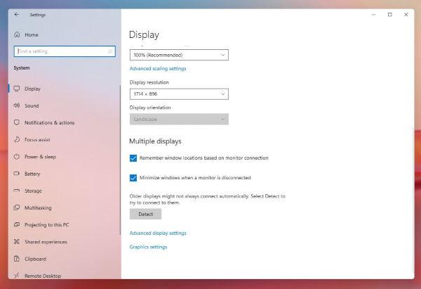 Windows 11 Will Finally Bring Advanced Multi Monitor Settings