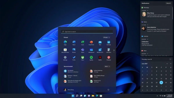 Windows 11 hints at October release date