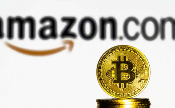 Amazon and Bitcoin payment