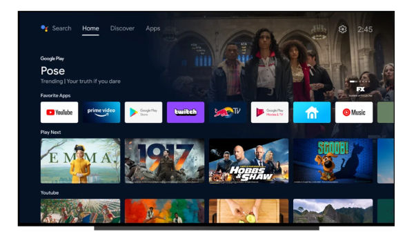 Android 12 Beta 3 brings native 4K UI privacy controls and more to Android TV