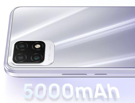 Huawei Maimang 10 SE 5G cameras 1