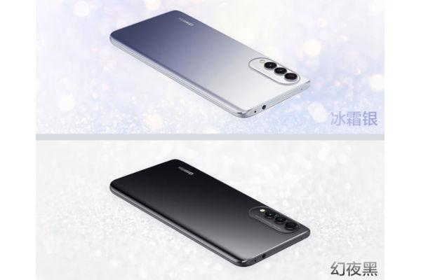 Huawei Nova 8 SE Vitality Edition in colors