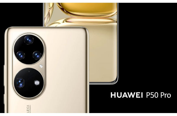 Huawei P50 Pro launched