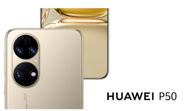 Huawei P50 launched 1