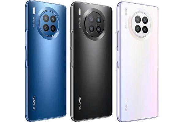 Huawei nova 8i in colors