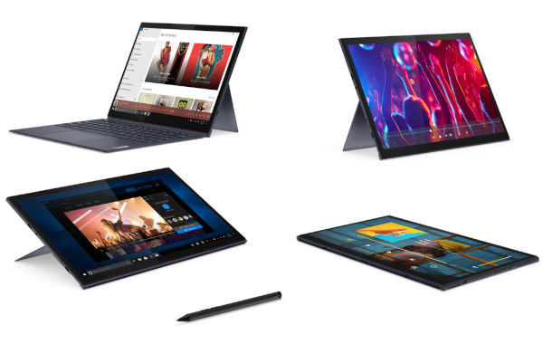 Lenovo Yoga Duet 7i Windows tablet launched