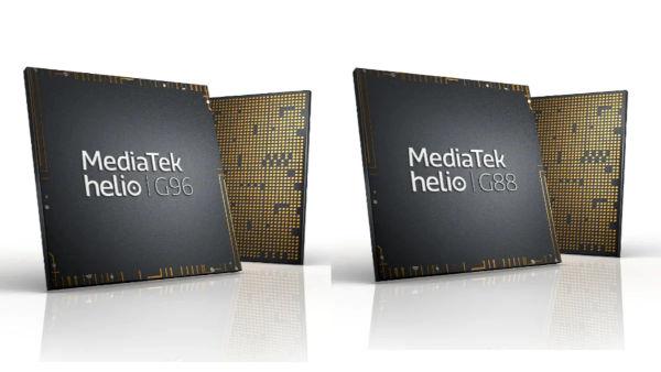 MediaTek Unveils Helio G96 and Helio G88 Chipsets