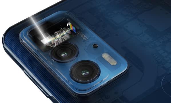Motorola Edge 20 Pro cameras