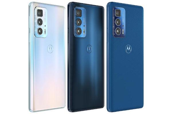 Motorola Edge 20 Pro in colors