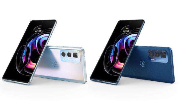 Motorola Edge 20 Pro launched