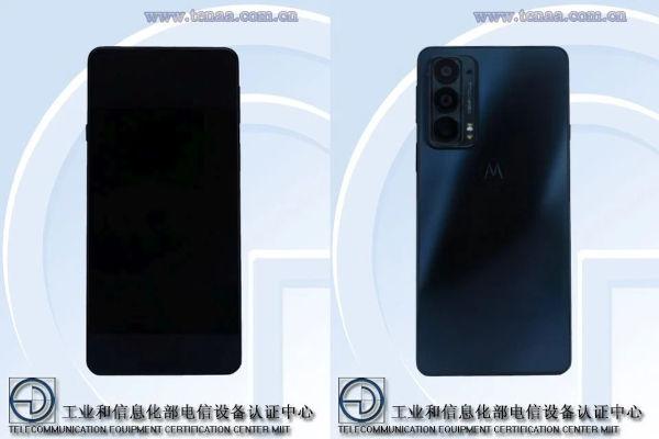Motorola Edge 20 on TENAA listings