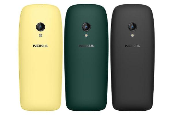 Nokia 6310 in colors