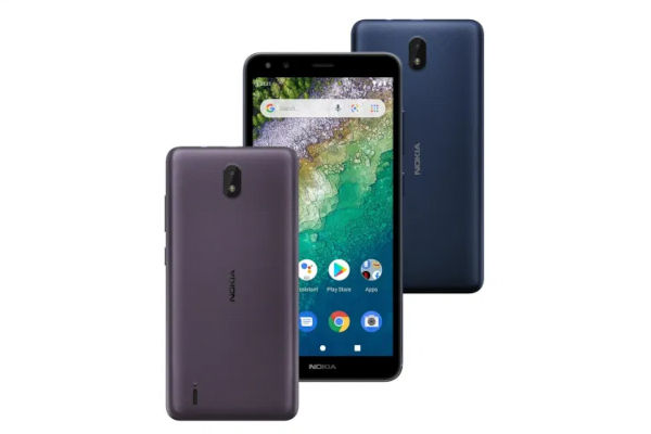 Nokia C1 2nd Edition launched 2