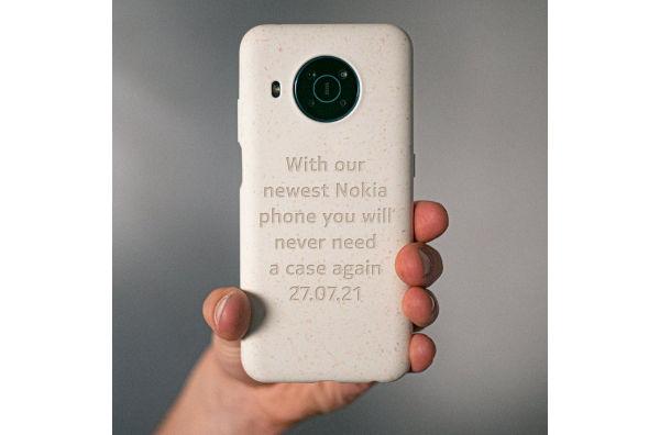 Nokia Teases Rugged Phone