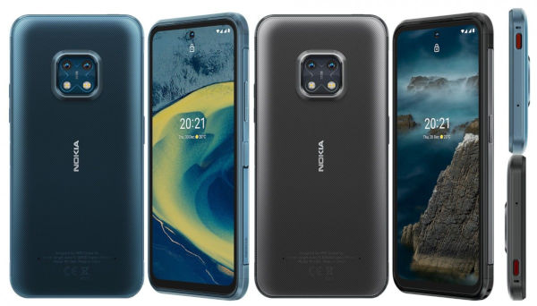 Nokia XR20 in colors