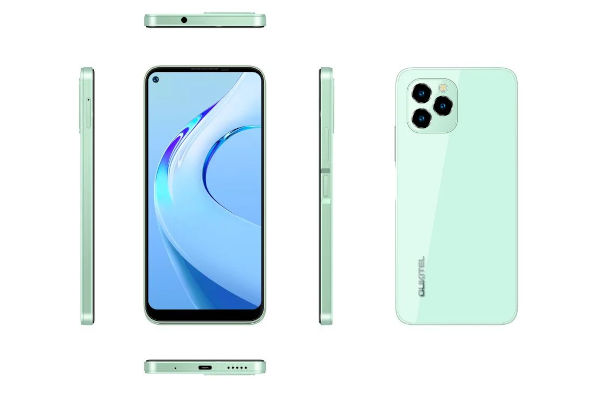 Oukitel C21 Pro in all sides