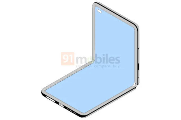 Patents On Xiaomi Flip Phone 2