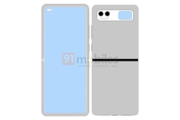 Patents On Xiaomi Flip Phone