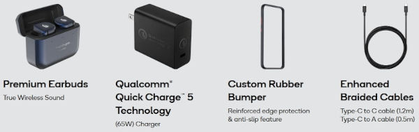 Qualcomm Smartphone for Snapdragon Insiders accessories
