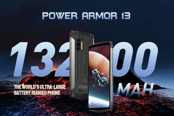 Ulefone Power Armor 13 launched