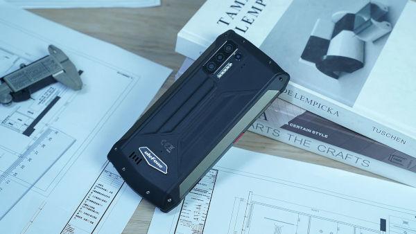 Ulefone Power Armor 13 rugged smartphone rear