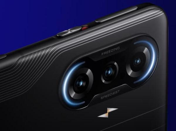 Xiaomi POCO F3 GT cameras
