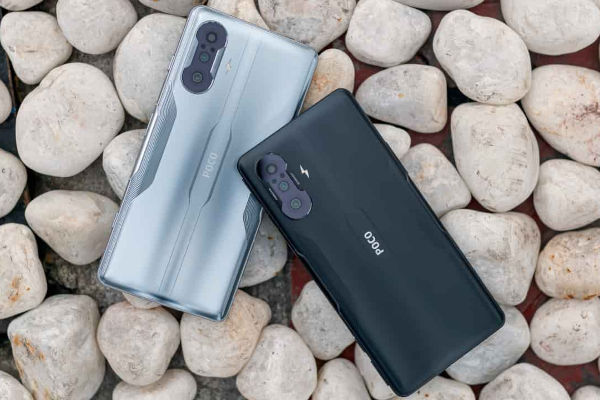 Xiaomi POCO F3 GT in colors