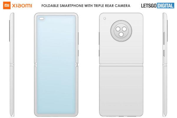 Xiaomi to launch the Mi MIX Flip 1